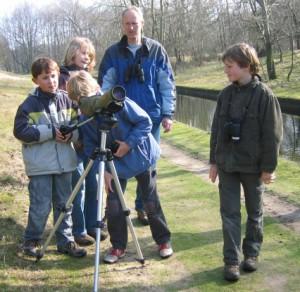 Maart 2007: Amsterdamse Waterleidingduinen